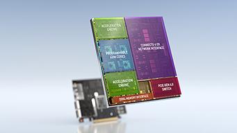 数据中心基础架构级芯片
